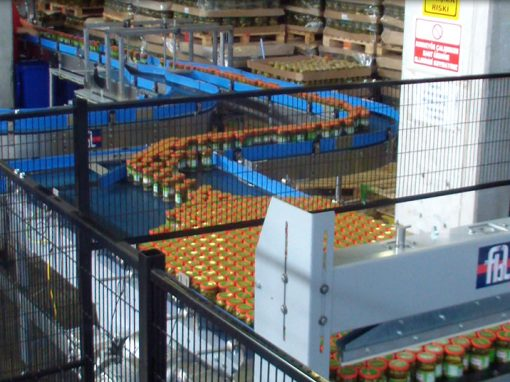 FL-NT can conveyor lines