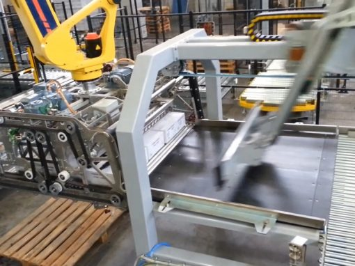 FL-PAL layer robot palletizer